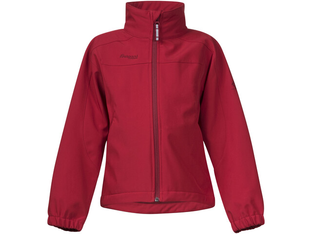 Bergans Reine Jacket Barn red/burgundy